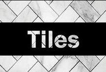 Tiles / Eye-catching mozaics.