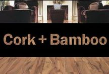 Cork & Bamboo / Do something different!