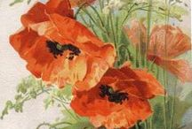 Ζωγραφική - Λουλούδια