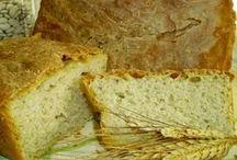 Συνταγές για Ψωμί, Πίτες, Ζύμες