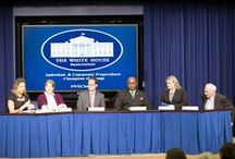 2014 Indivdual and Community Preparedeness Awards and the White House Champian of Change
