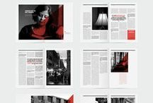 Magazine Layout Ideas