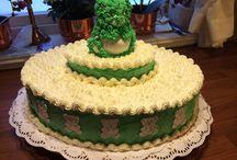 Kaker - Jeg har lagd / Made by me -cake