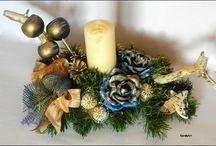 Boże Narodzenie / Ozdoby,choinki,stroiki,inspiracje