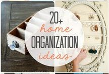 Home Organization2 / Tips and tricks for keeping your home organized