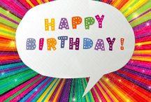 Birthday / Greetings