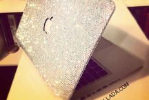 Diy laptop/Mac/iPhone decor / Glam up your laptops,phone and tablets :*
