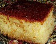 Συνταγές-Σιροπιαστά γλυκά