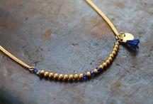 Bracelet-collier-bague / Avec les bijoux chaque matin on se lève du bon pied!