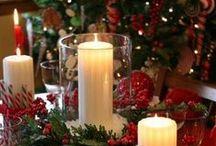 Διακόσμηση  Χριστούγεννα-Πρωτοχρονιά