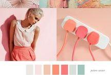 Colors / Сочетание цветов,фактур, деталей и различных элементов.