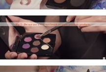 Makeup How Tos / Makeup videos, tutorials, tips created and curated by us. @beglamrs