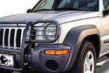 Jeep Liberty KJ Mods