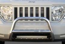 Jeep Liberty KK Mods