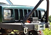Jeep Cherokee XJ Mods