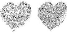 Coeurs / Coloriages de coeurs