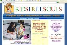 Kids sites / Kidsfreesouls.com - Recommended Kids websites