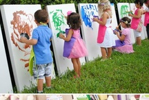 Birthday party themes / by Evelyn Walker