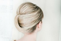 Wedding - Updo  / inspirations for wedding updo hairstyles