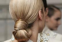 Wedding - Modern Styles / sleek and modern hair style inspirations for weddings