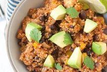 !! Quinoa Recipes !! / Find all of your favorite Quinoa Recipes here!