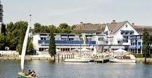 AKZENT Hotel Strandhalle***S / Das AKZENT Hotel Strandhallte mit 6 Einzel- und 24 Doppelzimmern liegt direkt am Jachthafen und in unmittelbarer Nähe zum Stadtzentrum Schleswigs. Das Restaurant verwöhnt mit zahlreichen deutschen und internationalen Gerichten und hält zudem noch einen Blick auf die Schlei bereit.  || Kontakt: AKZENT Hotel Strandhalle, Strandweg 2, 24837 Schleswig | Tel.: +49 (0)4621 909 0 | E-Mail:reception@hotel-strandhalle.de| www.akzent.de/schleswig-a-d-schlei