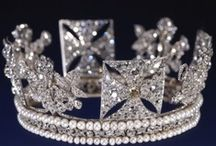 Royal Crowns and Jewels