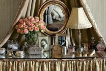French Country/Chic Decor / With a bit of Grandeur thrown in !