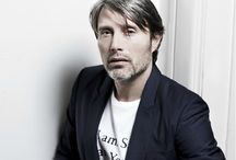 Mads Mikkelsen / Having to do this board , his using up Sex Gods Board .... And I shall put him in the fitness Catergory !