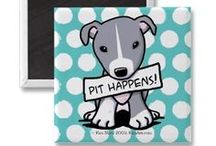Gifts for Dog Lovers / Gift ideas for pit bull and dog lovers! (Hint, hint)