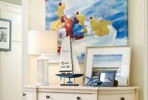 Interior Design - Coastal / by Marilyn Watson