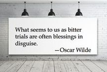 Quotable Quotes / Some great quotes worth quoting