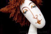 Doll Faces & Hair
