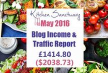 Income and Traffic Reports / Income and Traffic reports from bloggers. How to earn money blogging. How to increase traffics to you blog!