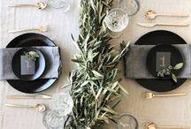 Tabling de Fêtes / Champagne ! Découvrez nos inspirations tabling pour une décoration spéciale fêtes