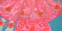 СШИТЫЕ ВЕЩИ ---Gorbunova Knits- / сшитые вещи для малышей,сшитые платья для девочек