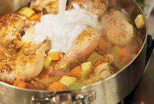 Colombo de poulet sélection Maître CoQ / Découvrez notre sélection de recettes de colombo de poulet.