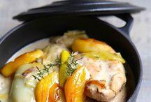 Poulet Cocotte sélection Maître CoQ / Découvrez notre de sélection de recettes de poulet mijoté en cocotte.