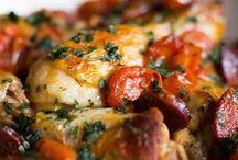 Poulet Chorizo sélection Maître CoQ / Découvrez notre sélection de recettes de poulet au chorizo .