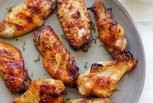 Ailes de poulet sélection Maître CoQ / Découvrez notre sélection de recettes d'ailes de poulet.