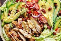 Salade de poulet sélection Maître CoQ
