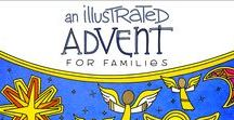 Illustrated Family / Illustrated Children's Ministry coloring sheets, posters and related activities and crafts for family or small group/house church use to encourage spiritual formation and engagement at home. https://www.illustratedchildrensministry.com/families/