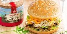 Burger de Poulet sélection Maître CoQ / Découvrez notre sélection de recettes de burger de poulet.