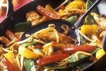 Wok de Poulet sélection Maître CoQ / Découvrez notre sélection de recettes de wok de Poulet.