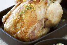 Poulet farci sélection Maître CoQ / Découvrez notre sélection de recettes de poulets entiers ou découpes de poulet farcis.