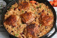 One Pot Chicken Rice sélection Maître CoQ / Découvrez notre sélection de recettes de poulet cuisiné avec du riz.