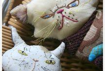Cats of Cloth Ideas