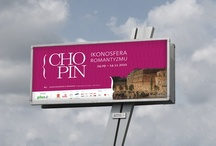 chopin - ikonosfera romantyzmu / visual identification of the exhibition at the national museum in warsaw