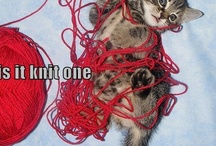 Fancy a knit? / by Jo Creasey
