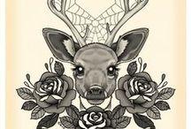 Tattoodles / by Brianne Larochelle